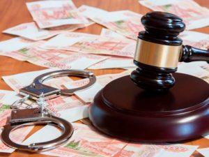 Юрист при привлечении должника к уголовной ответственности